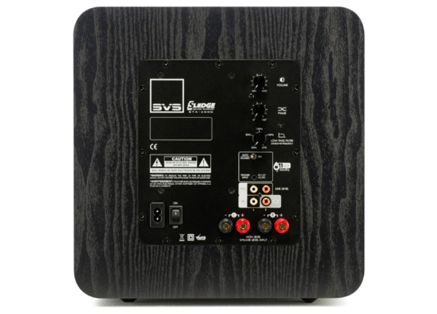 SVS SB-1000 sealed box subwoofer