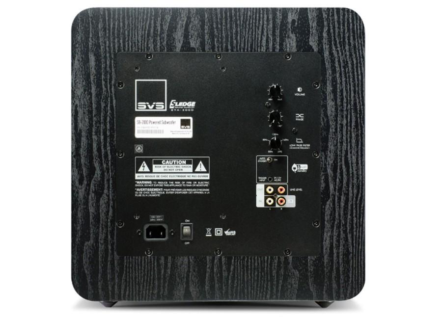 SVS SB-2000 sealed box subwoofer