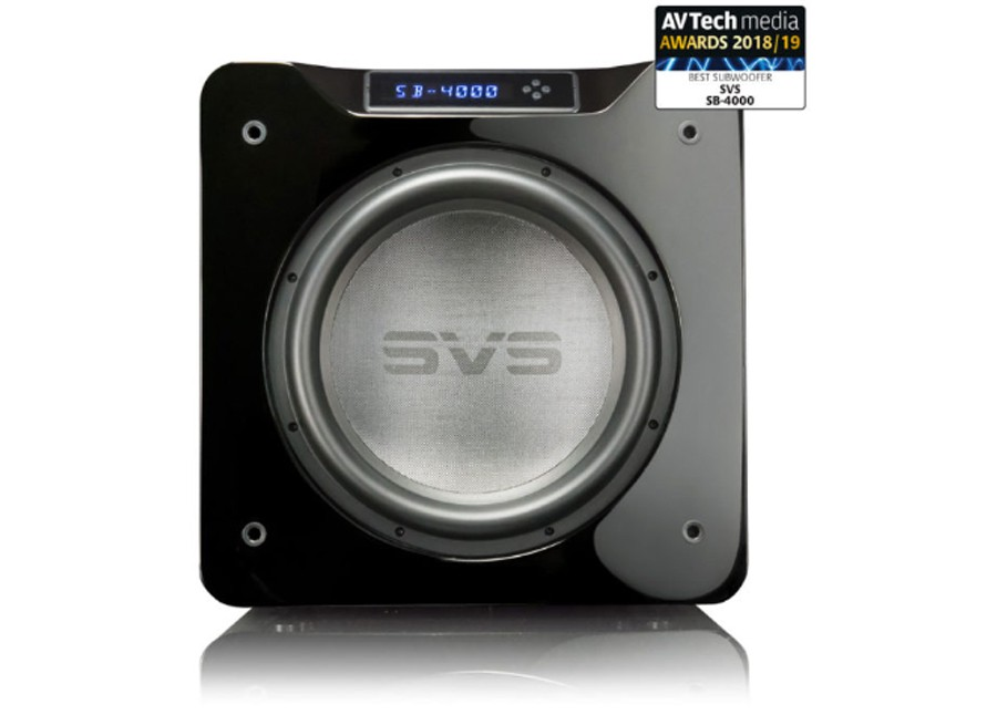 SVS SB-4000 sealed box subwoofer