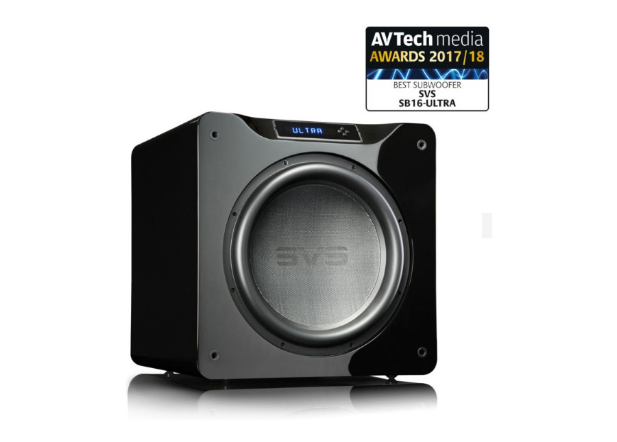 SVS SB-16 Ultra sealed box subwoofer